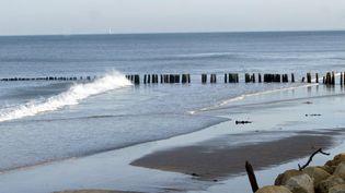 Le littoral de Soulac-sur-Mer (Gironde), illustration. (MICHEL GANGNE / AFP)