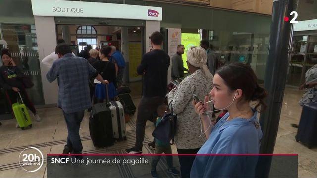 SNCF : samedi noir dans les transports