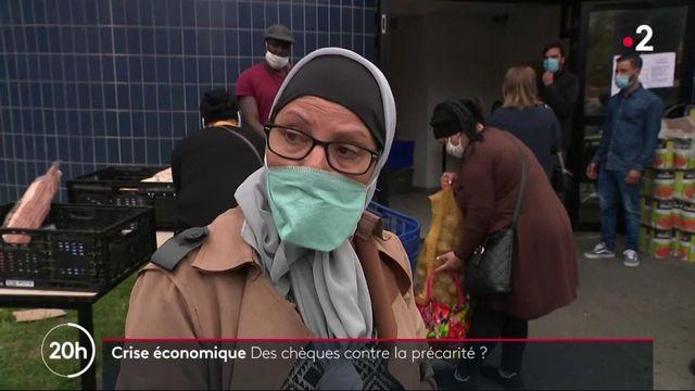 Crise sanitaire : vers des chèques alimentaires pour les plus précaires ?