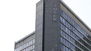 Le siège de l'Insee à Paris le 22 mai 2015. (THOMAS SAMSON / AFP)