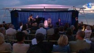 Hommage à Maria Callas sur l'ancien yacht d'Onassis  (Culturebox)