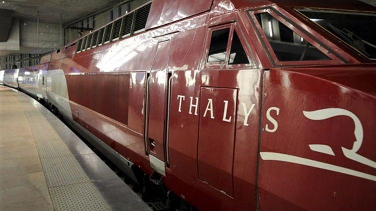 Un Thalys (© AFP)