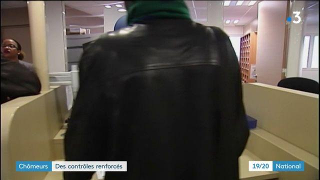 Chômeurs : les contrôles renforcés