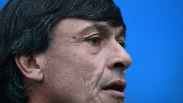 Le sélectionneur de l'équipe argentine de rugby, Daniel Hourcade