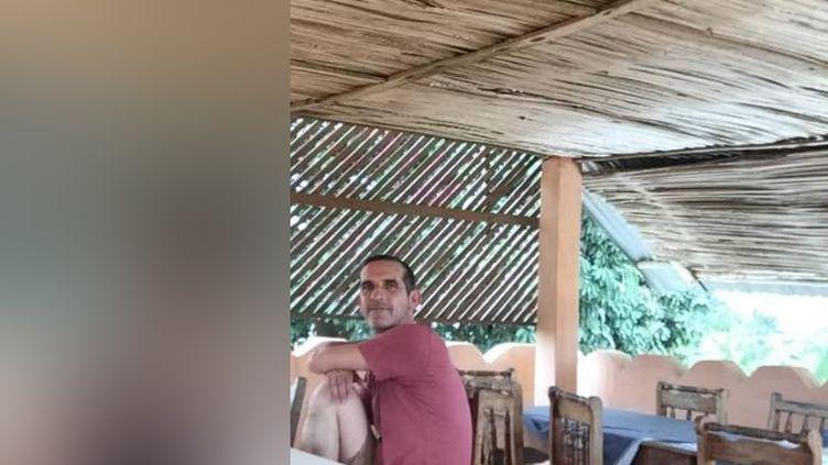 Patrick Pique, enlevé au Bénin le 1er mai 2019. (DR)