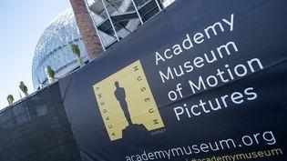 Le musée des Oscars devrait être inauguré en septembre 2021. Il reviendra sur l'histoire du 7e art sans oublier les thèmes duracisme et du sexismedans le cinéma. (VALERIE MACON / AFP)