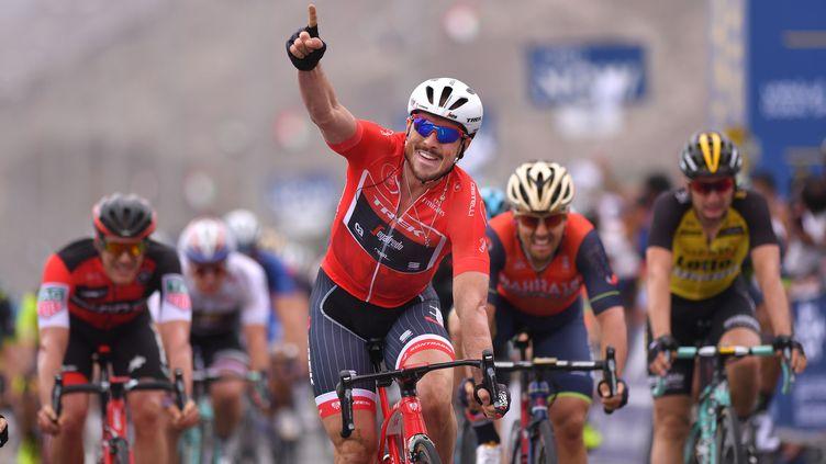 John Degenkolb lors du Tour de Dubaï (DE WAELE TIM / TDWSPORT SARL)