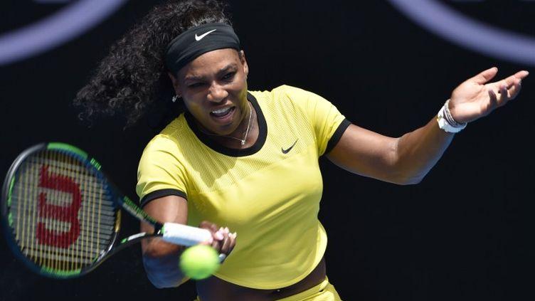 La N.1 mondiale Serena Williams (SAEED KHAN / AFP)
