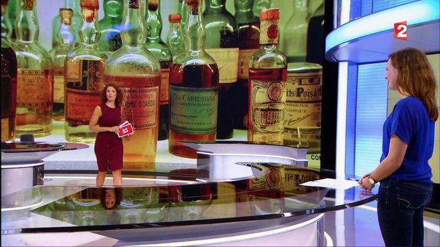 Alcool : les Français plébiscitent les vieux alcools