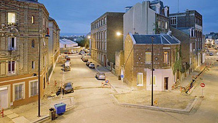 Le Havre au MUMA. Place Caillard, 2009  (MuMa Le Havre / Matthias Koch)