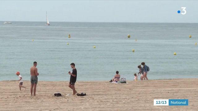Cannes : faute de festival en mai, les touristes se rabattent sur les plages