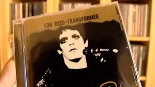 """Forcément présent dans toutes les discothèques des fans de Lou Reed, l'album """"Transformer"""", premier disque en solo sorti en 1972  (France3 / Culturebox)"""