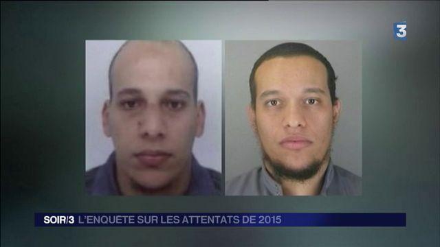 attentats 2015 enquête