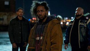 """Kendrick Lamar joue le rôle d'un """"crackhead"""" dans la série """"Power"""" dans laquelle joue le rappeur 50 Cent.  (Courtesy of Starz)"""
