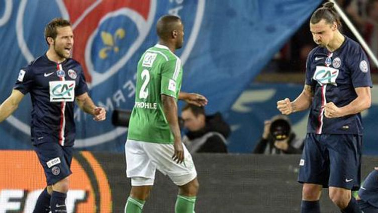 (En inscrivant son 102e but, Ibrahimovic devient le 2e meilleur buteur de l'histoire du PSG)