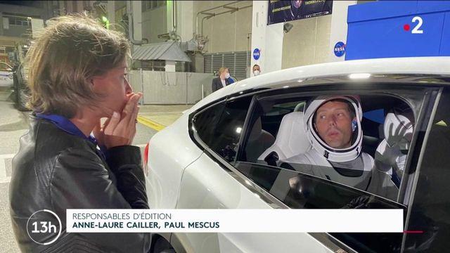 Espace : zoom sur les précédentes photos prises par Thomas Pesquet depuis l'espace