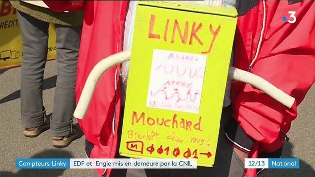 Compteur Linky : la Cnil met en demeure EDF et Engie