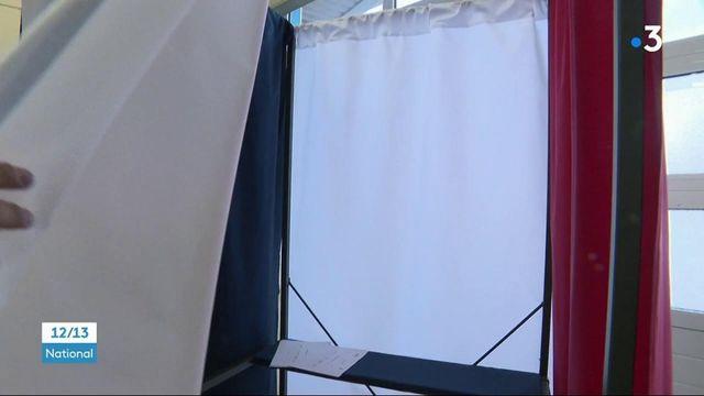 Innovation : dans l'Aisne, une entreprise fabrique des rideaux d'isoloir anti-Covid