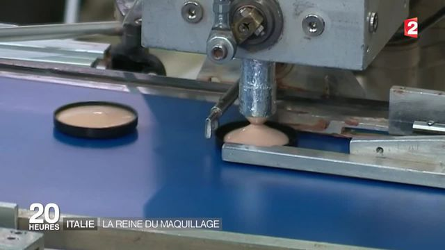 L'Italie produit la majorité du maquillage vendu dans le monde