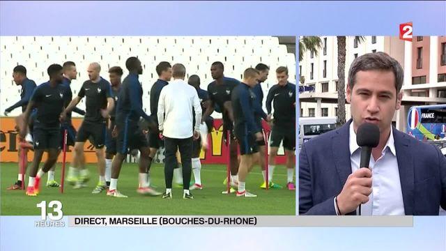 Euro 2016 : le programme des Bleus avant le match