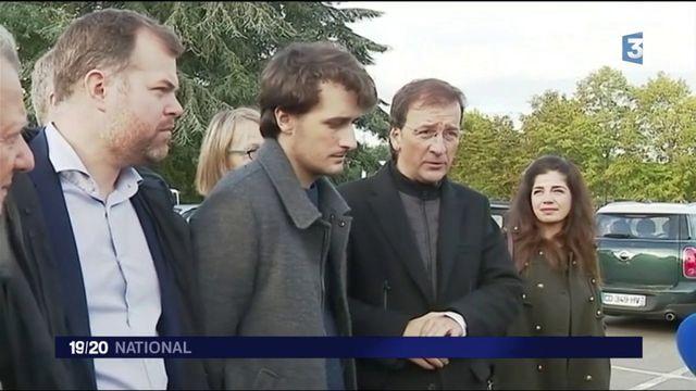 Loup Bureau est de retour chez lui après 51 jours de détention