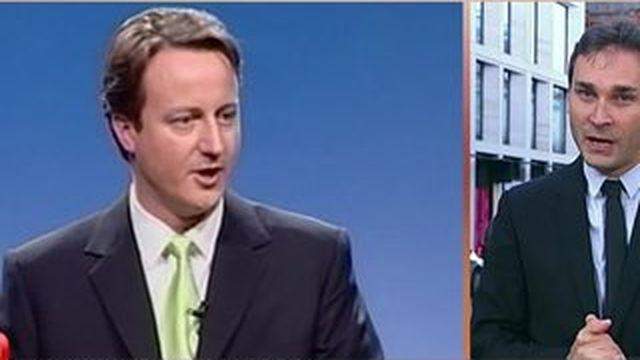 David Cameron, l'homme né pour gouverner