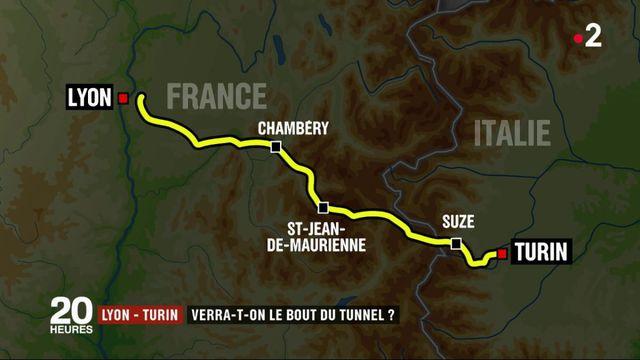 Lyon-Turin : verra-t-on le bout du tunnel ?