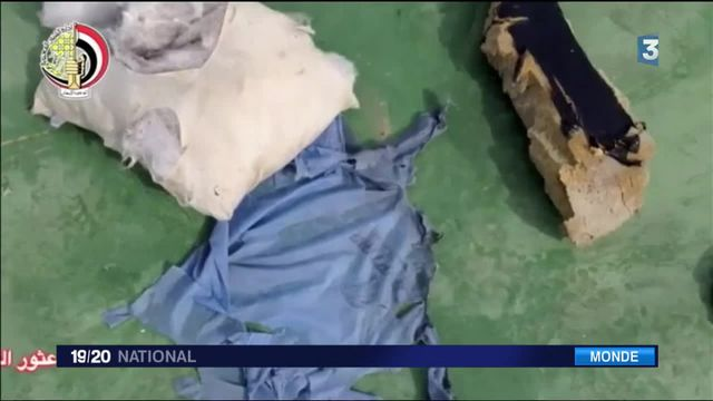 Crash du vol MS804 : hommage aux victimes dans toute l'Égypte