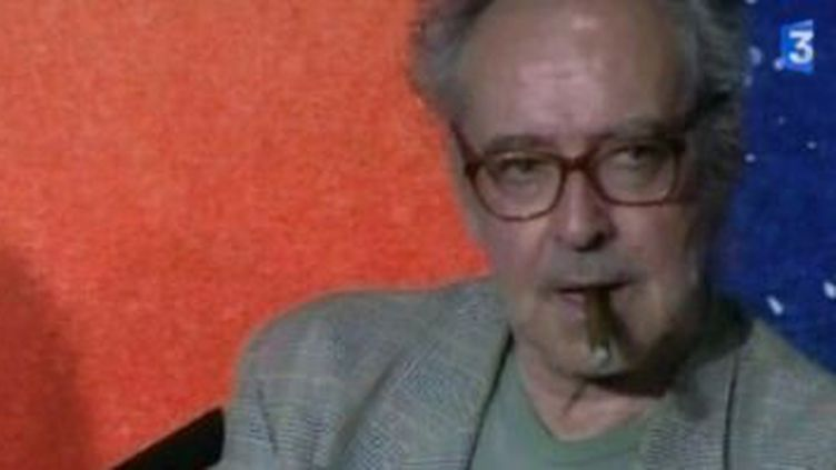 A Cannes, Jean-Luc Godard brille...par son absence  (Culturebox)