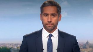 Julien Benedetto le mardi 11 août. (FRANCE 2)