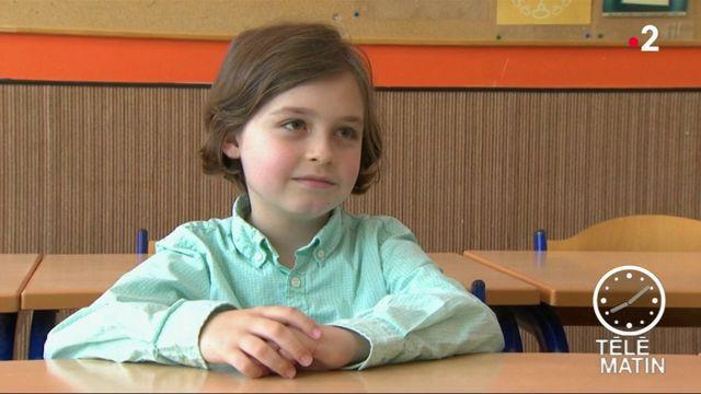 Belgique : Laurent Simons, diplômé à seulement huit ans