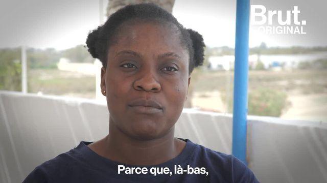 Afin d'offrir une meilleure vie à sa fille, Kevine a quitté la Côte d'Ivoire pour la Tunisie il y a deux ans. À travers des vidéos TikTok, elle montre son quotidien et la dure réalité dans son pays d'accueil.
