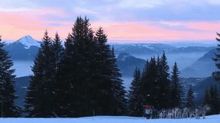 Cette semaine, France 2 consacre son feuilleton à la Grande Odyssée, une célèbre course de chiens de traîneaux en Savoie et Haute-Savoie. Ce jeudi, le top départ est enfin donné ! (France 2)