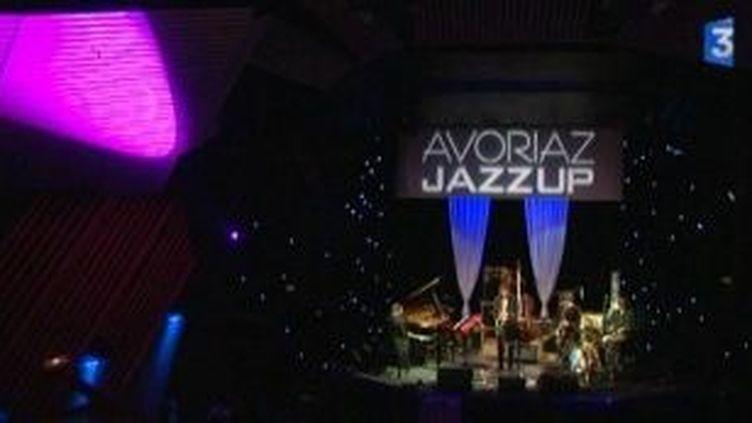 "4e edition du festival "" Jazz'up"" d'Avoriaz  (Culturebox)"