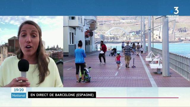 Espagne : les enfants autorisés à sortir de chez eux