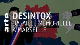 Non, le maire de Marseille n'a pas refusé de nommer une rue en hommage à Laura Paumier et Mauranne Harel, victimes d'un terroriste (ARTE/2P2L)