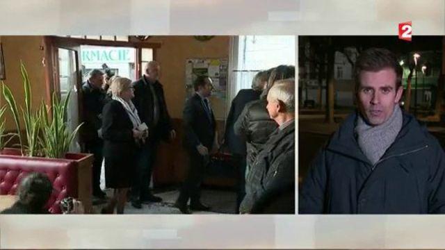 Marine Le Pen : La candidate FN entre en opération séduction auprès des seniors