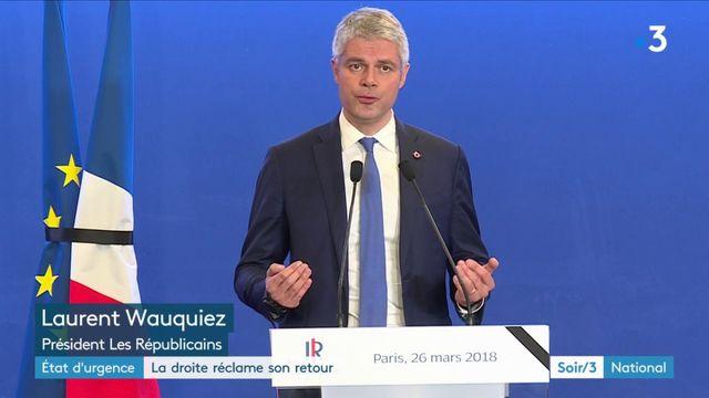 Après les attaques terroristes dans l'Aude, le sort des fichés S agite la classe politique