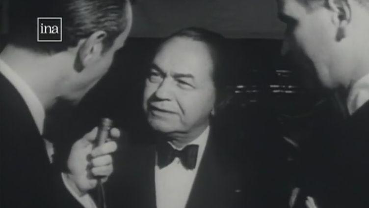 Festival de Cannes: rétro 1959 (FRANCEINFO)