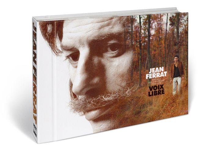 """""""Jean Ferrat - Voix libre"""", l'intégrale des enregistrements Decca et Barclay (Barclay / Decca / Universal)"""