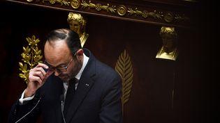 Edouard Philippe, le 5 décembre 2018, à l'Assemblée nationale. (ALAIN JOCARD / AFP)