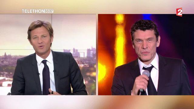 Téléthon : Marc Lavoine, parrain de la 29e édition
