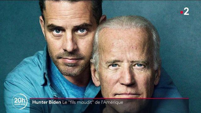"""Hunter Biden : portrait du """"fils maudit"""" de l'Amérique"""