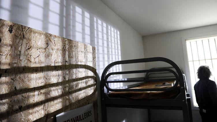 (La prison de Lille-Annoeulin, l'une des quatre concernées par ce dispositif. © SIPA/Sarah ALCALAY)