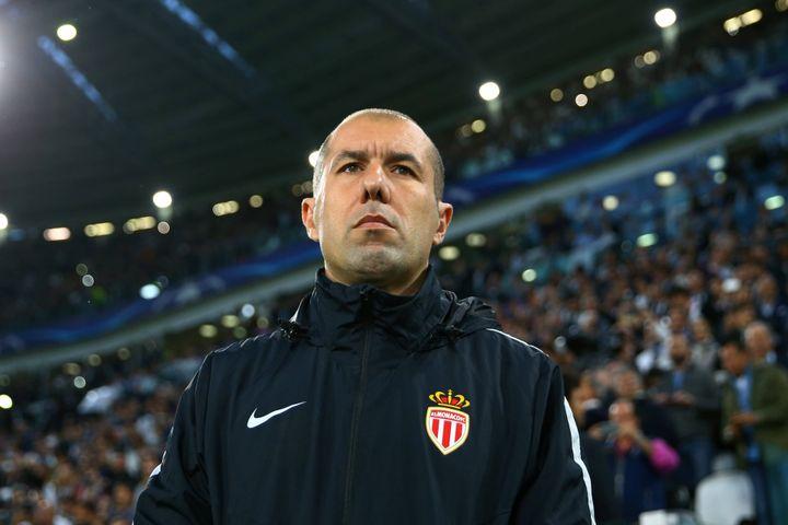 L'entraîneur portugais Leonardo Jardim