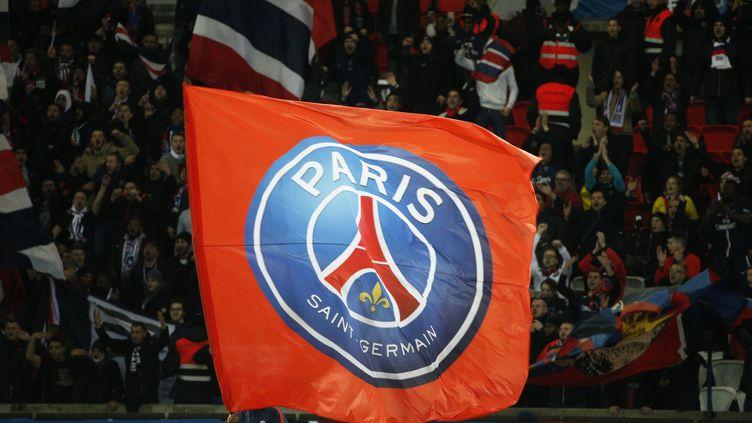 Des supporters parisiens (photos d'illustration). (GEOFFROY VAN DER HASSELT / AFP)