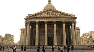 Le Panthéon, Paris. (MAXPPP)