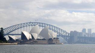 L'opéra de Sydney (Australie). (BIANCA DE MARCHI / AAP)