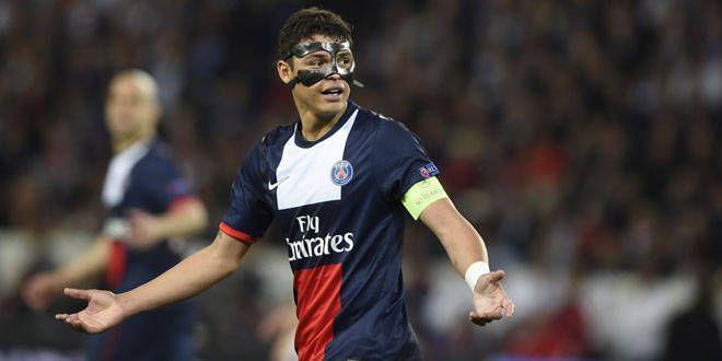 Thiago Silva a coûté un but à son équipe en provoquant le penalty. Il a été mieux en deuxième mi-temps.
