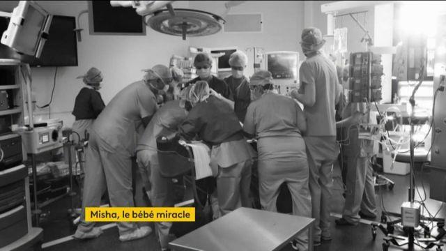 Médecine : naissance d'un bébé après une greffe d'utérus pour la première fois en France